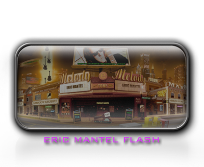 Eric Mantel Flash